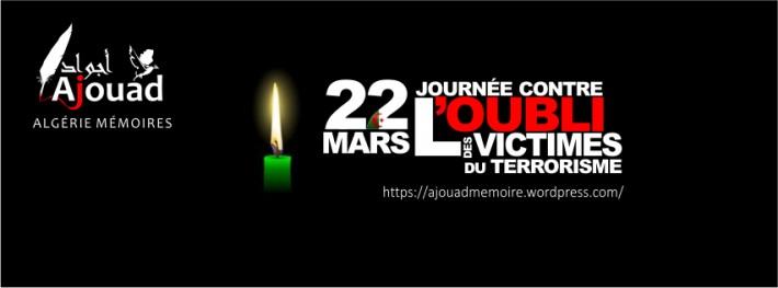 Décennie noire: Appel du 22 Mars