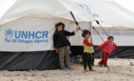 HCR : Le nombre des réfugiés syriens a franchi la barre des 5 millions