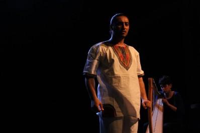 Le conteur algérien Fayçal Belattar lauréat  du prix Tremplin en Suisse