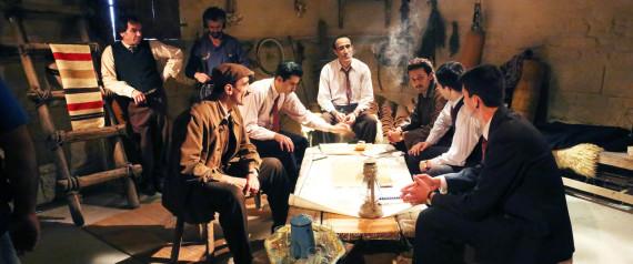 Le tournage du film sur le chahid Larbi Ben M'hidi achevé.
