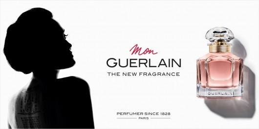 Mon Guerlain, le nouveau parfum féminin de Guerlain