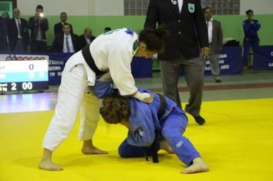 Championnats africains de judo: l'Algérie s'offre 10 médailles à la 1e Journée