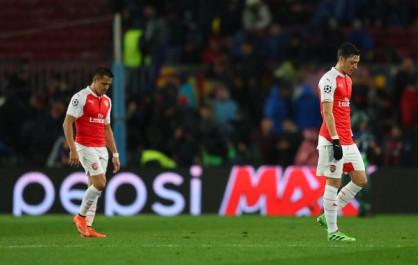 Arsenal : les situations d'Alexis et Özil en stand-by
