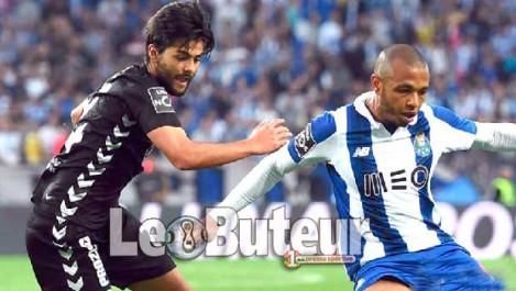 Brahimi et ses coéquipiers accrochés par Setubal