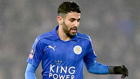 Dernière saison de Mahrez à Leicester !