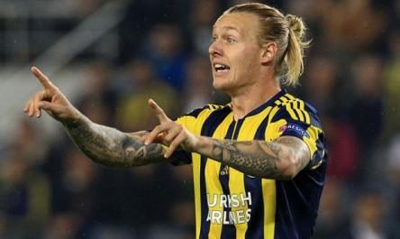 Fenerbahçe : Kjaer a déjà fait son choix