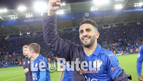 Le rêve se poursuit pour Mahrez  et Slimani en Ligue des champions