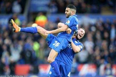 Leicester – Mahrez : «Cette victoire nous donne de l'air»