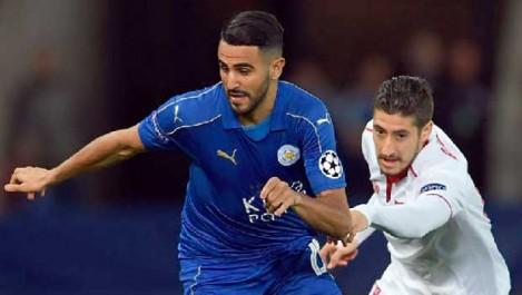 Mahrez et Slimani entrent dans l'histoire
