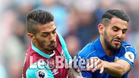 Mahrez propulse Leicester vers  le maintien