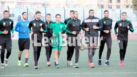 MOB : Boussâada galvanise ses joueurs :  «Le derby, c'est votre match de la saison»