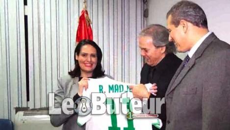 Un accueil royal pour Madjer en Tunisie