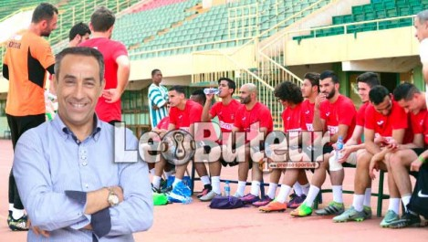 USMA : Haddad ne lâchera pas le club
