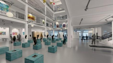 Enfin un espace pour les artistes oranais: Le musée d'arts contemporains inauguré demain