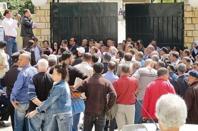 Des syndicalistes arrêtés à Tizi Ouzou