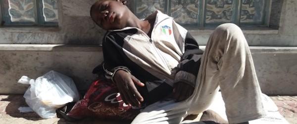 Le Chemin de croix des migrants subsahariens en Algérie