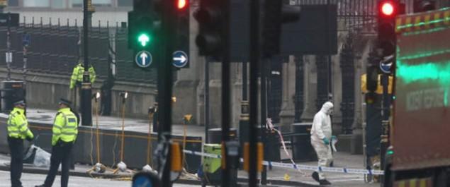 Sept personnes arrêtées en lien avec l'attentat de Londres