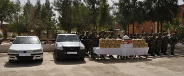 Narcos à Béchar: L'armée arrête un narcotrafiquant candidat aux législatives