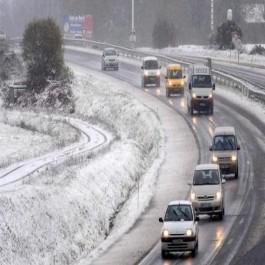 Alerte Météo- Pluie torrentielle et neige sur le Centre et l'Ouest du pays