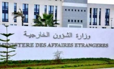 L'Algérie condamne l'assassinat de deux experts onusiens en RD Congo
