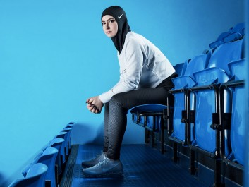 Nike Hijab Pro: des équipements à destination des athlètes musulmanes