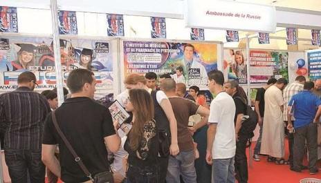 Le salon de l'étudiant algérien se tiendra du 23 au 28 Mars: Opportunités d'études et bourses à l'étranger