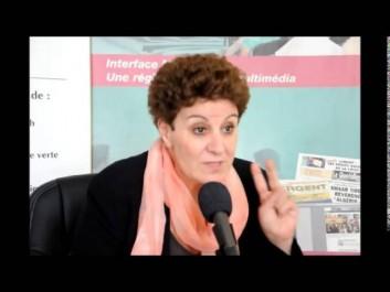 Soumia Salhi, présidente de l'association pour  l'émancipation de la femme à l'Expression: «Les mentalités machistes persistent»