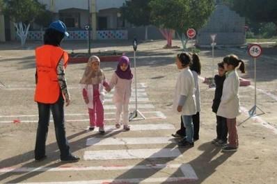 La DGSN lance une campagne de sensibilisation à la sécurité routière durant les vacances scolaires.