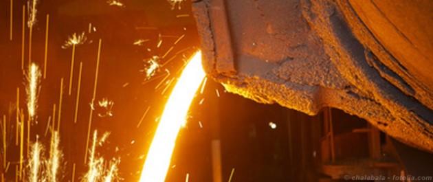 La sidérurgie renaît de ses cendres