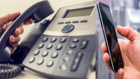 Téléphonie fixe et mobile: près de 50,5 millions d'abonnés en 2016
