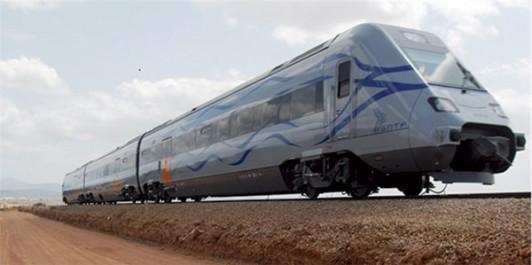 Train Alger-Tunis: Des problèmes techniques à l'origine du report