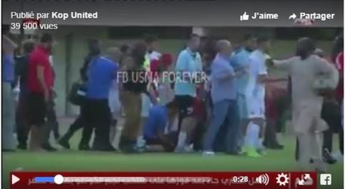 Football: la délégation Usmiste agressée lors d'une bagarre générale à Ouagadougou (VIDEO)