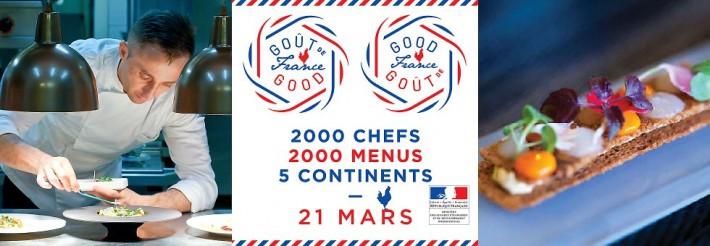 L'opération se tient jusqu'au 15 mars: Quand les cuisines française et algérienne se rencontrent
