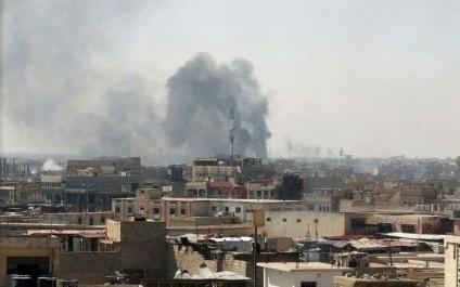 Mossoul-Ouest: Des dizaines de civils tués par des raids aériens