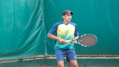 Tennis : Classement mondial juniors L'Algérien Youcef Rihane gagne 36 places