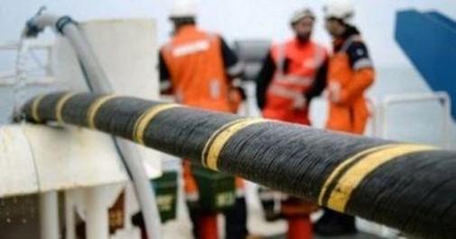 Le déploiement du câble sous-marin de fibre optique entre l'Algérie et l'Espagne est achevé