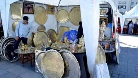 60 artisans participent au salon national de l'artisanat à Constantine