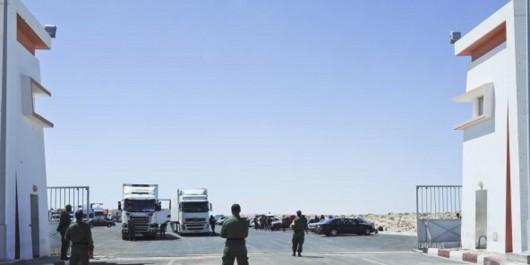 Sahara occidental : vis-à-vis tendu sur la « ligne de front » à Guerguerat