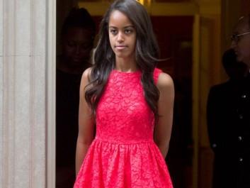 Barack et Michelle Obama «très inquiets» que leur fille Malia habite seule