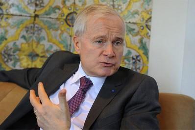 Bernard Emié: «L'intérêt des Algériens pour la présidentielle française reflète la solidité de nos relations…»