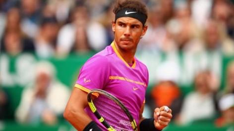 Tennis: Masters 1000 de Monte-Carlo Dixième titre record pour Nadal