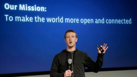 Facebook lance un projet collaboratif à 14 millions de dollars (pour une information de qualité)