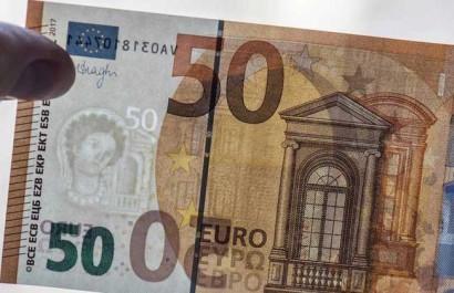 Avis aux cambistes de Port Saïd, le nouveau billet de 50 euros est arrivé