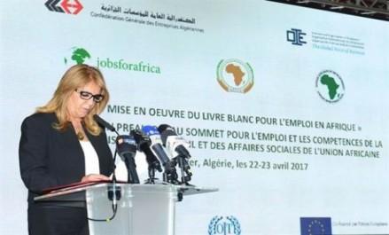 Plusieurs organisations africaines se concertent à Alger sur la mise en œuvre du «livre blanc» pour l'emploi en Afrique