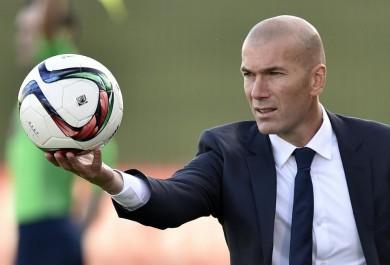 Real – Zidane :»Chacun peut penser ce qu'il veut. On ne peut pas éviter les critiques»