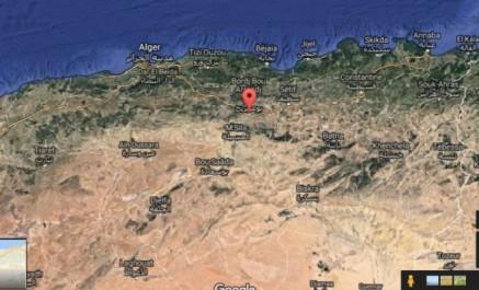 Secousse tellurique de magnitude 3,2 à Borj Bou Arréridj
