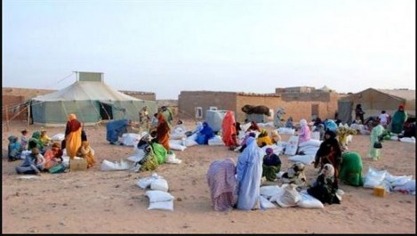 Espagne : une caravane humanitaire pour les camps des réfugiés sahraouis