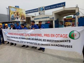 Le RPK exprime sa solidarité avec les travailleurs de Cevital: «Le pouvoir veut casser le tissu industriel de la région»