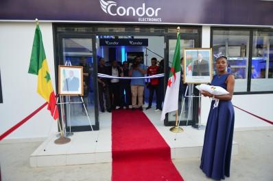 Le leader algérien continue sa politique d'internationalisation : « Condor Electronics » s'installe au Sénégal