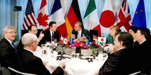 Pas de sanctions contre la Syrie et la Russie: La réunion du G7 fait flop